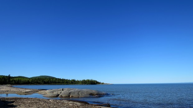 Neys Provincial Park, Ontario, Canada