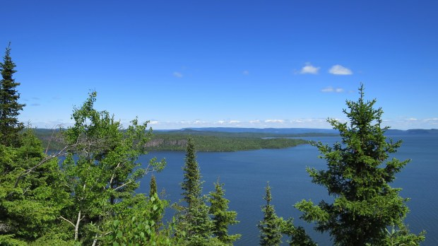 Lloyds Lookout, Nipigon River Trail, Ontario
