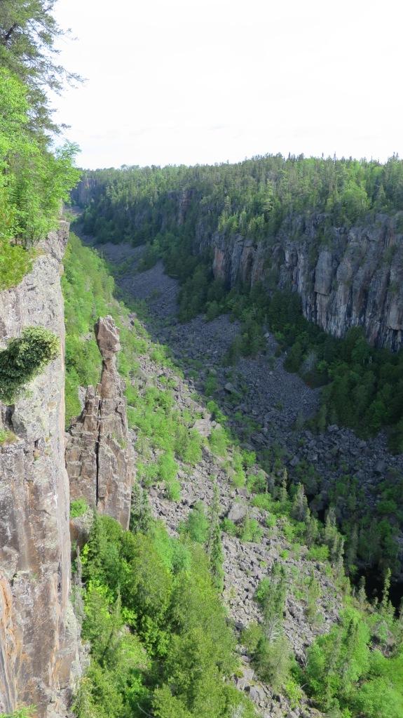 Ouimet Canyon Provincial Park, Ontario