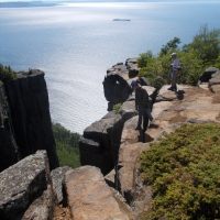 Top of the Giant Trail, Sleeping Giant Provincial Park