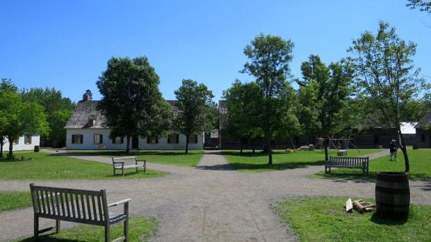 Fort William Historical Park, Ontario, Canada