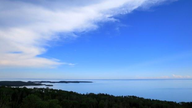 Susie Islands Overlook, Minnesota