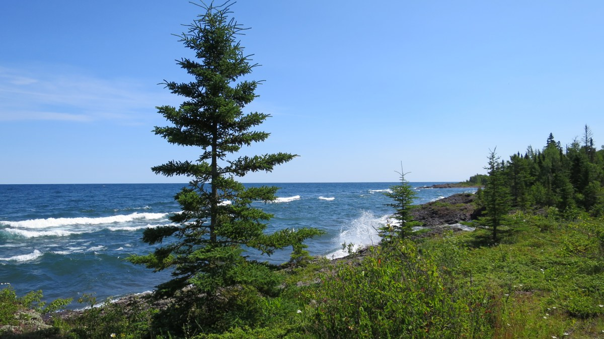 The Wild, Fantastic Coastline of the Keweenaw Peninsula