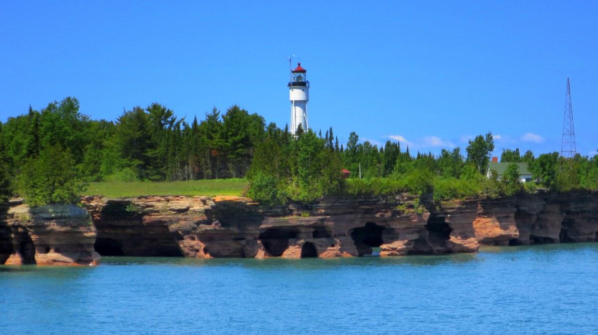 Apostle Islands National Lakeshore, Part 1: Cruising the Islands