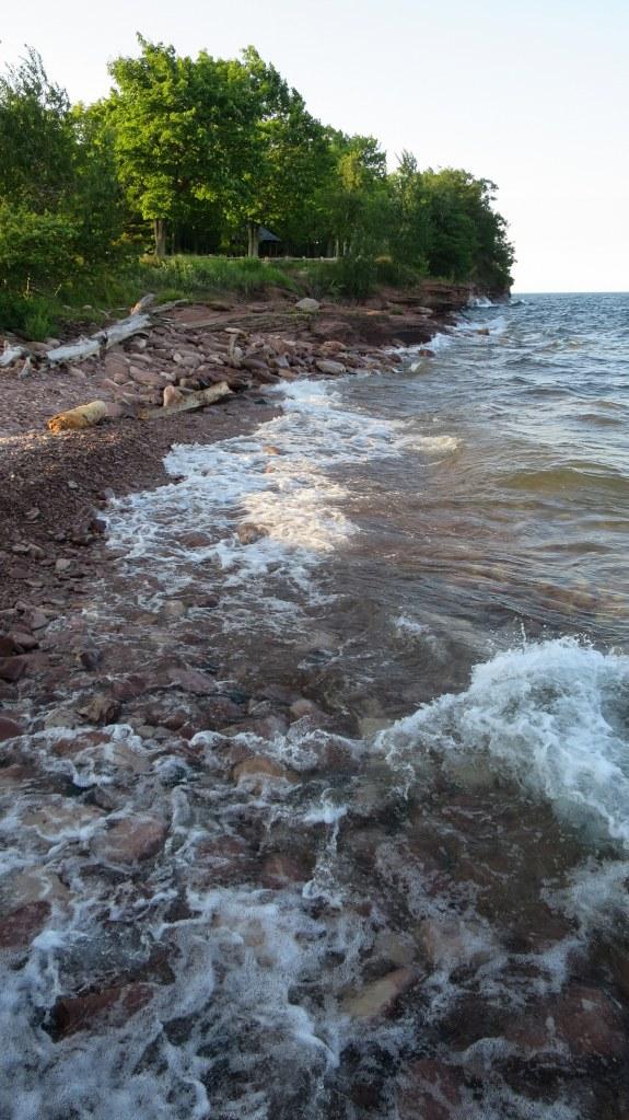 Presque Isle Park, Marquette, Michigan