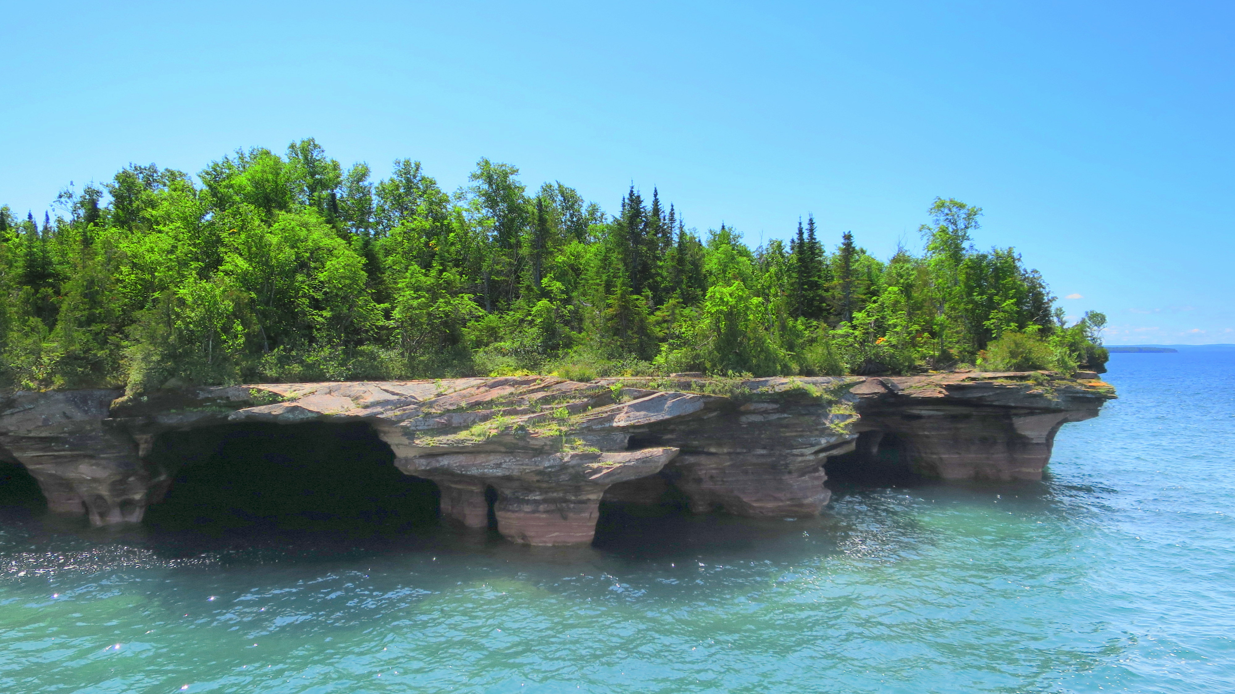 Photos: Kayaking the Pictures of apostle islands