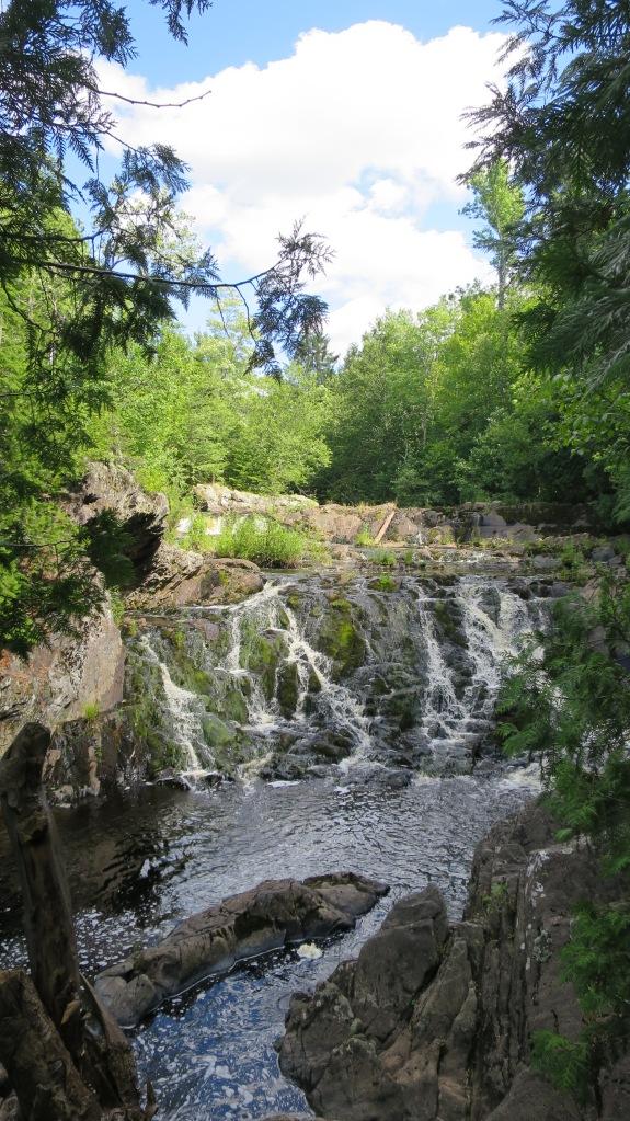 Upson Falls, Wisconsin
