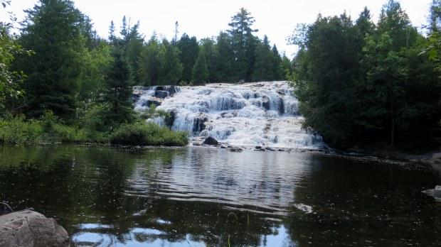 Bond Falls State Park, Michigan