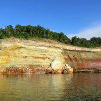 Pictured Rocks National Lakeshore, Part 1: Sunset Cruise Along the Cliffs