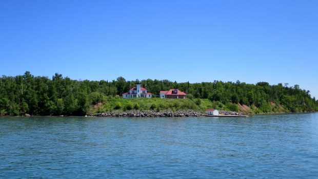 Raspberry Island Light, Apostle Islands National Lakeshore, Wisconsin