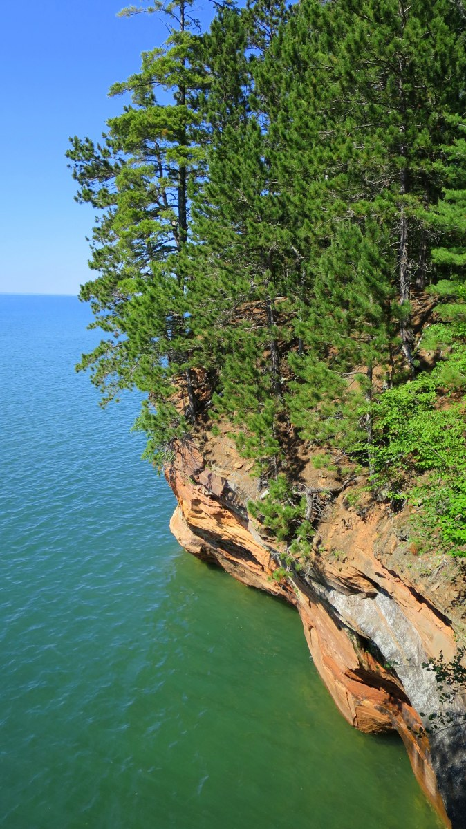 Apostle Islands National Lakeshore, Part 2: The Lakeshore Trail