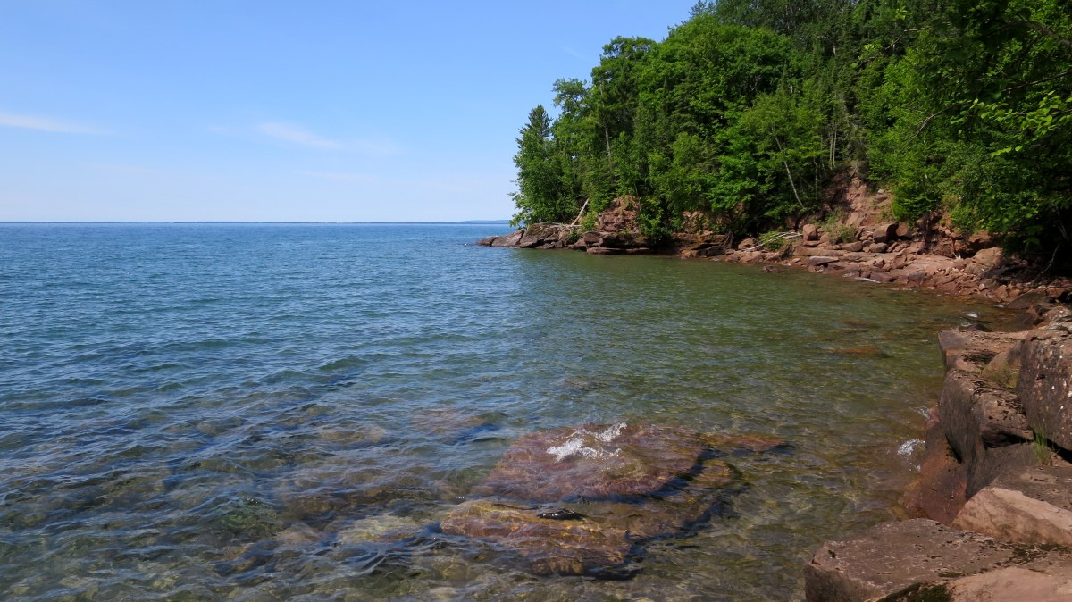 Madeline Island and Big Bay State Park, Wisconsin