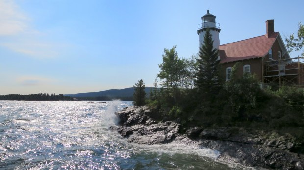 Eagle Harbor Lighthouse, Michigan
