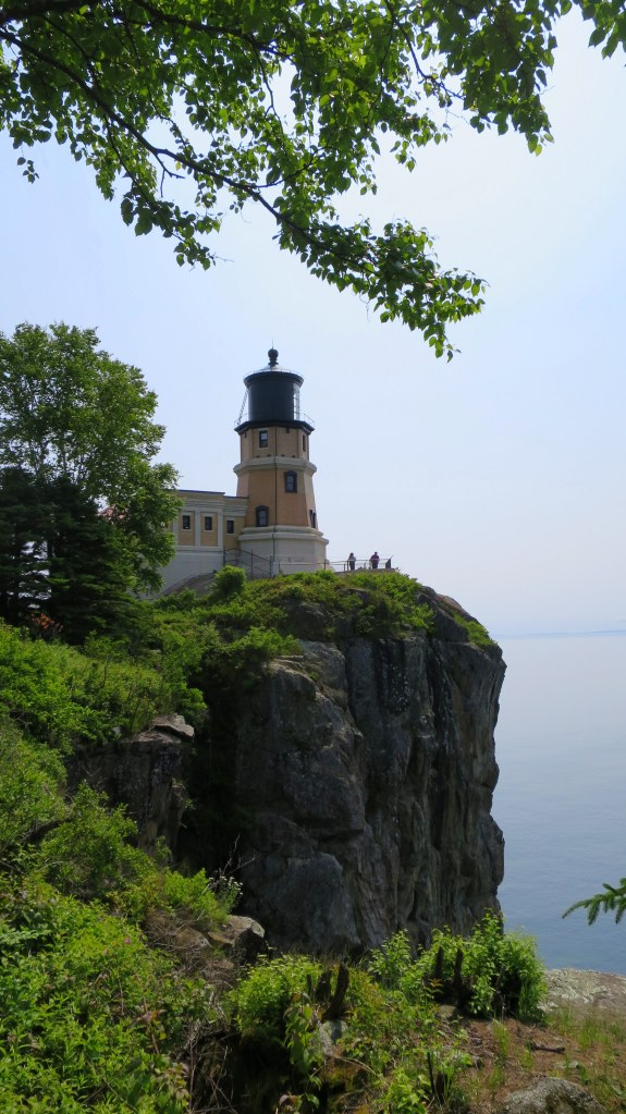 Lighthouse, Split Rock Lighthouse State Park, Minnesota