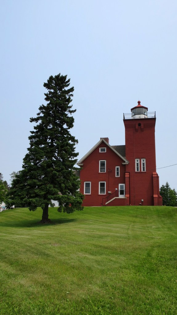 Two Harbors Light Station, Two Harbors, Minnesota