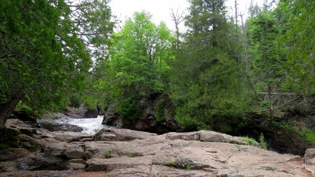 Cascade River Trail, Cascade River State Park, Minnesota