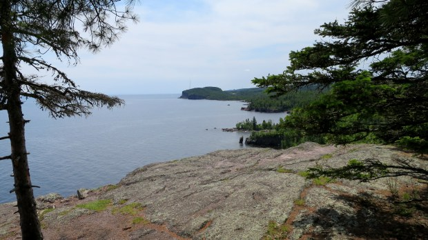 Shovel Point Trail, Tettegouche State Park, Minnesota