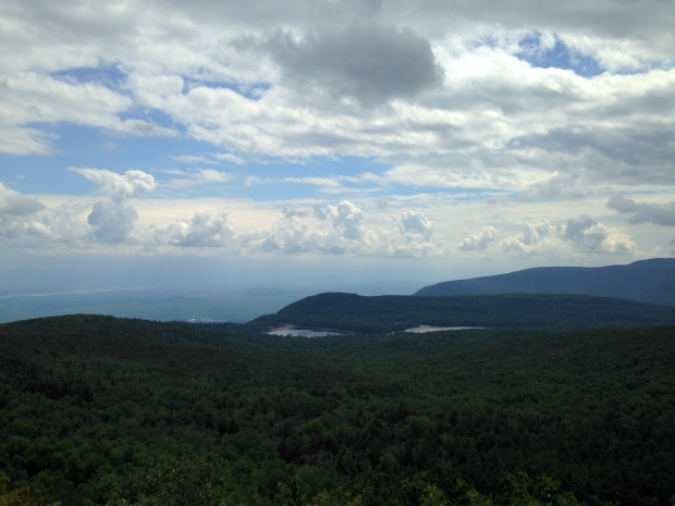 North Point, North Mountain Trail, Catskills, New York