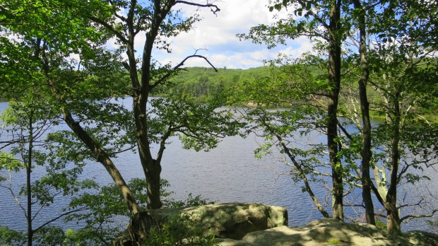 Lake Askoti, Harriman State Park, New York