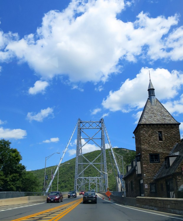 Bear Mountain Bridge, New York
