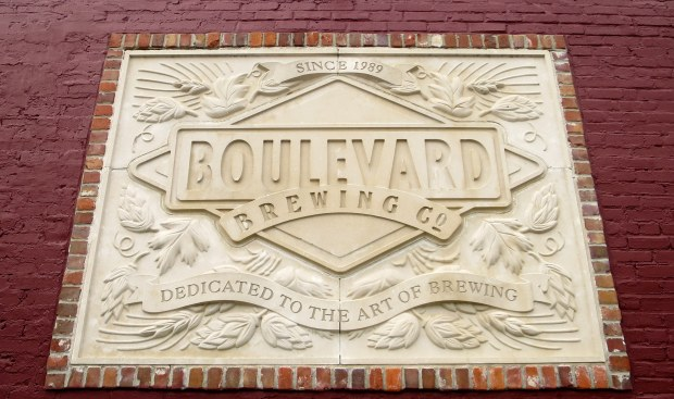 Boulevard Brewery, Kansas City, Missouri