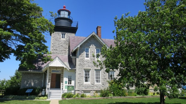 Thirty Mile Point Lighthouse, Golden Hill State Park, New York