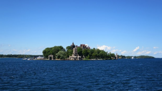 Boldt Castle, Thousand Islands Region, New York and Ontario