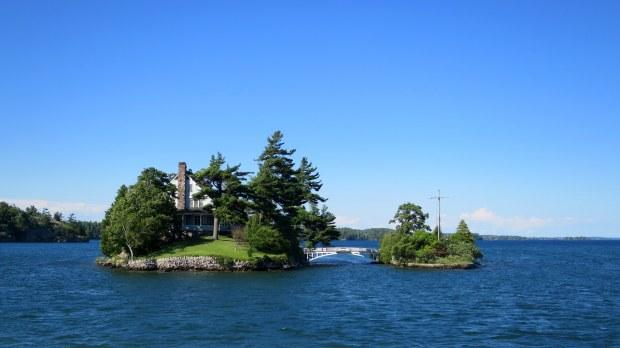 Thousand Islands Region, New York and Ontario