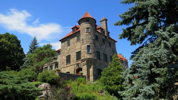 Singer Castle, Thousand Islands Region, New York