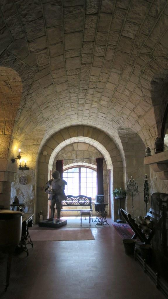 Atrium, Singer Castle, Thousand Islands Region, New York
