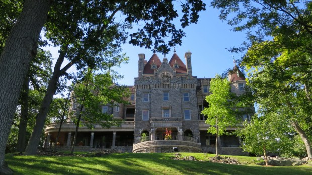 Boldt Castle, Thousand Islands Region, New York