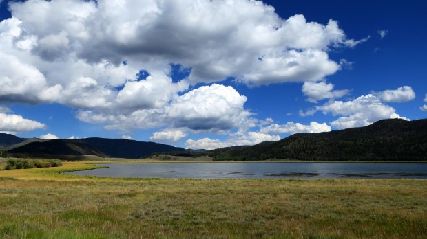 Fish Lake, Fishlake National Forest, Utah