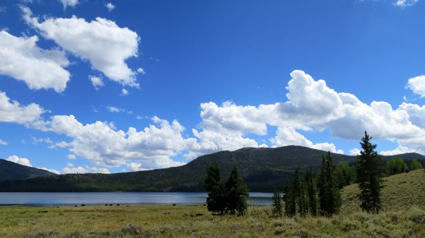 Fish Lake, Fishlake National Forest, Utah