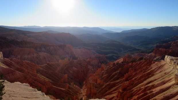 Sunset Overlook, Cedar Breaks National Monument, Utah