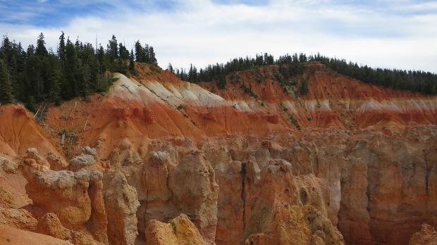 Virgin River Rim Trail, Dixie National Forest, Utah
