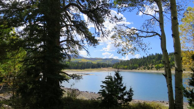 Yankee Meadows Reservoir, Dixie National Forest, Utah