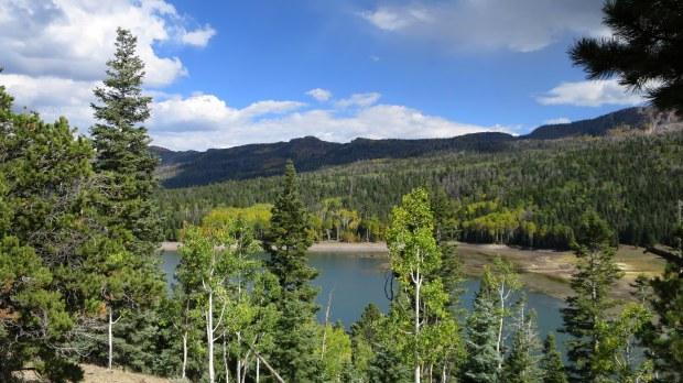 Yankee Meadows Reservoir, Dixie National Forest, Utah