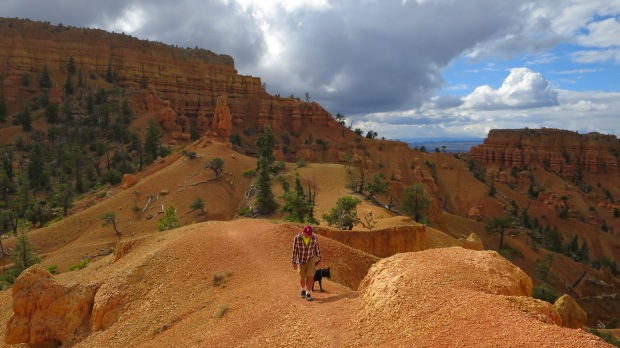 Golden Wall Trail, Red Canyon, Dixie National Forest, Utah
