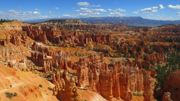 Sunset Point, Bryce Canyon National Park, Utah