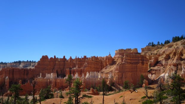 Queen's Garden Trail, Bryce Canyon National Park, Utah