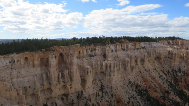 Grottos at Bryce Point, Bryce Canyon National Park, Utah