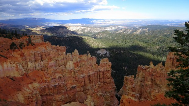 Ponderosa Point, Bryce Canyon National Park, Utah