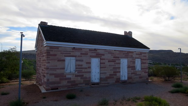 Orson B. Adams House, Red Cliffs National Conservation Area, Utah