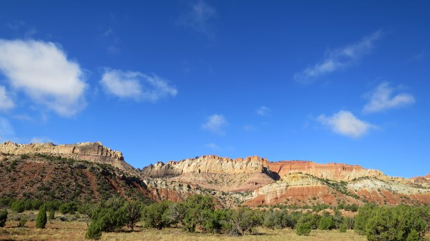 Burr Trail, Grand Staircase-Escalante National Monument, Utah