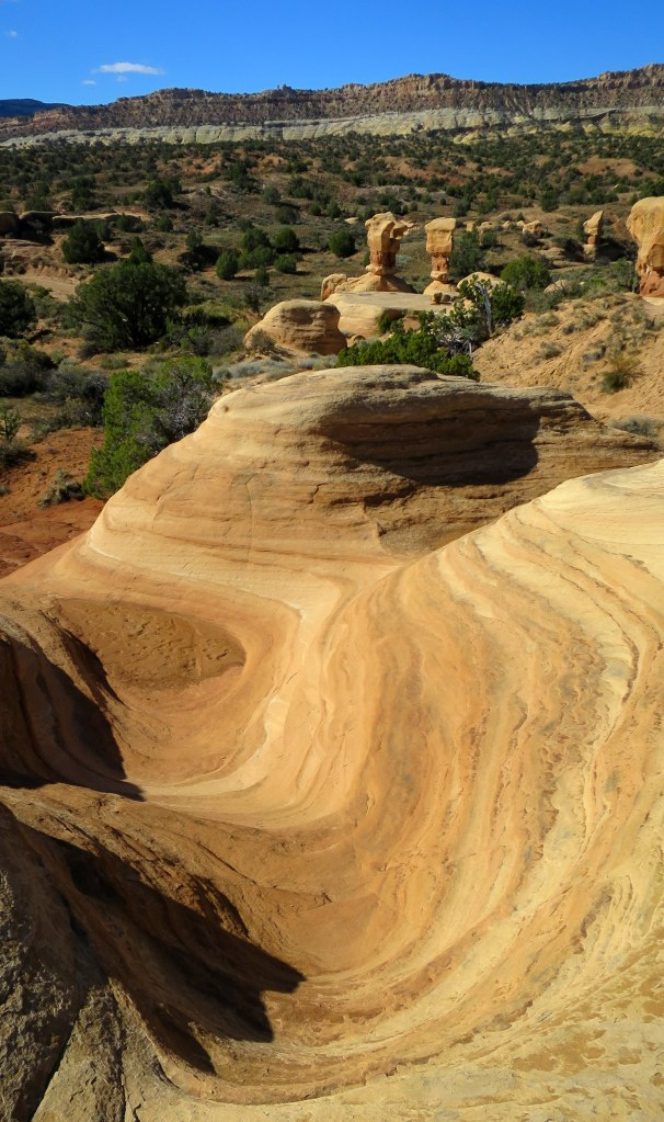 Devil's Garden, Hole-in-the-Rock Road, Grand Staircase-Escalante National Monument, Utah