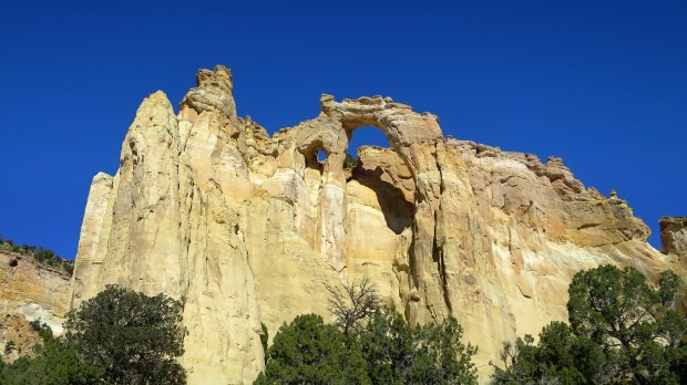 Grosvenor Arch, Grand Staircase-Escalante National Monument, Utah