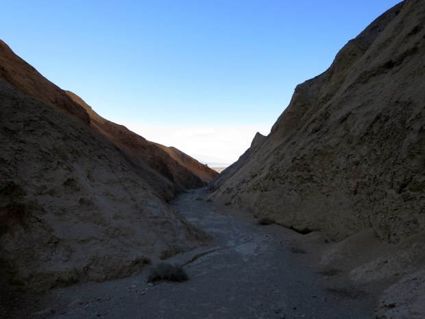 Desolation Canyon, Death Valley National Park, California