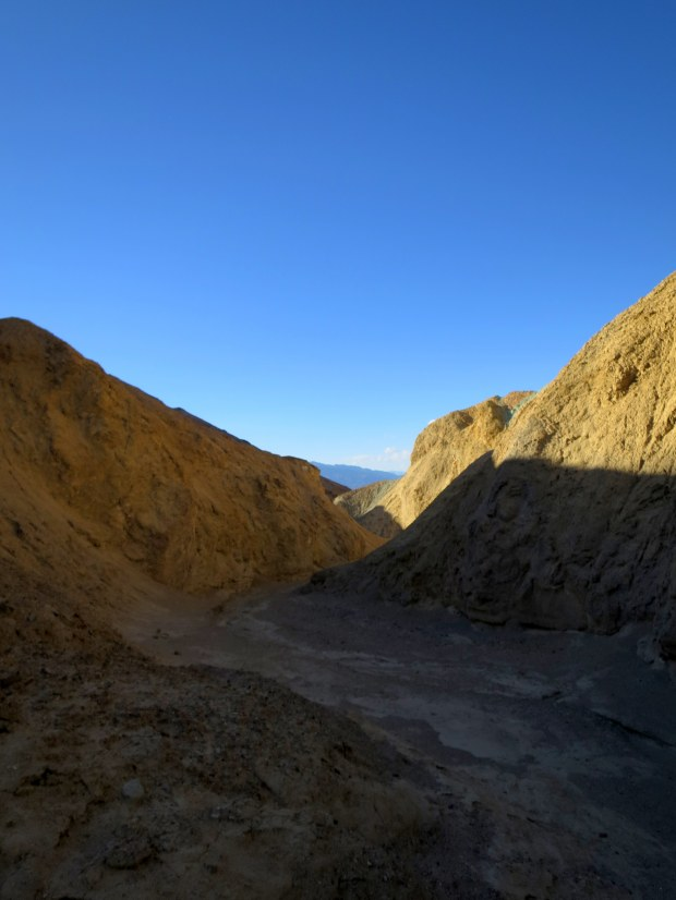 Desolation Canyon, Death Valley National Park, California