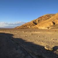 Death Valley National Park, Part 2: Desolation Canyon and Ubehebe and Little Hebe Craters