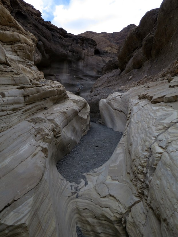 Mosaic Canyon, Death Valley National Park, California